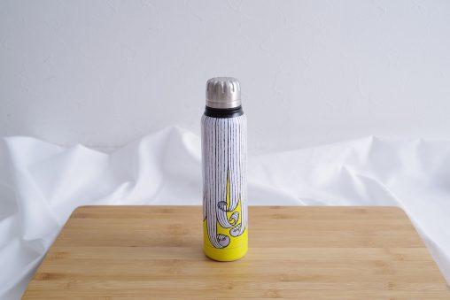 minaperhonen Umbrella Bottle swing/yellow